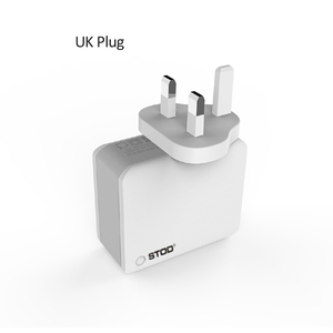 Image 4 - STOD רב יציאת נסיעות מטען 4 USB 22W 4.4A מהיר טעינה עבור iPhone iPad מיני סמסונג Huawei טלפון תשלום AC קיר מתאם