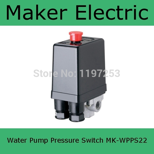 все цены на  Hot sales Best cheap Price automatic pressure controller MK-WPPS17 for water pump from china factory  онлайн
