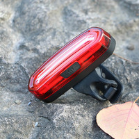 Bike Torch Road Bike Lamp USB Rechargeable LED Flashlight Front Light Rear Light Best Price