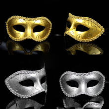 50 unids/lote Mini Partido de La Mascarada Máscara Máscara de Media Cara de la Boda Cosplay Moda de Las Mujeres Atractivas al por mayor