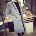 Autumn winter / men Woolen coat/ men coat /Solid color/ Long section /Leisure /A variety of styles/tb211003