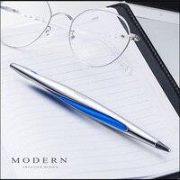 Одна ручка набор студент живопись и рисование art с современный творческий inkless старые металлические вечная ручка без чернил ручка подарок ш...