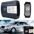 Nova Chegada WINDEK 100PSI Portátil Bomba de Pneu de Carro Inflador Compressor de Ar Do Veículo com Luz LED