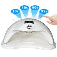 Free Shipping 36w Professional LED Nail Dryer Lamp For UV LED Gel Nail Polish Nail Art