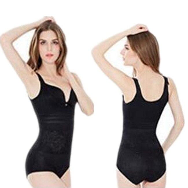 New Style Fashion Underwear Women Cincher BodySuit Body Waist Shapewear Full Tummy Shaper Bodysuits