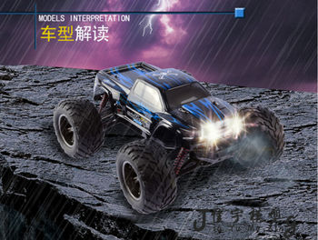 2015 Hot RC Car New JYRC 9115 1:12 Scale 40KMH RC Monster Truck RTR 2.4GHz