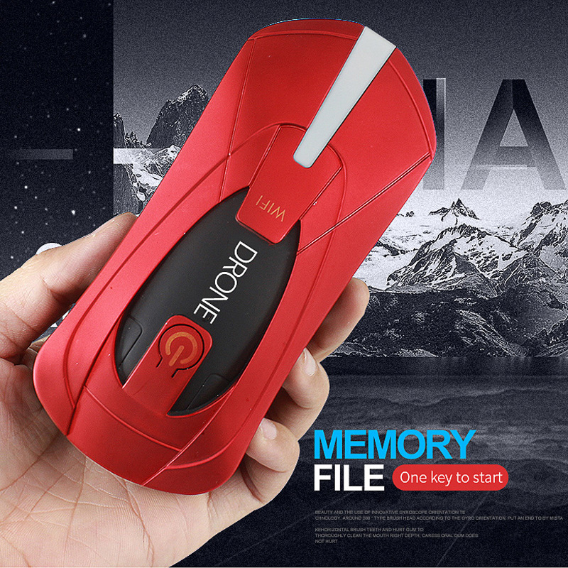 JY018 Mini Pocket Drone with 2MP Camera 720P Selfie Dron Professional WiFi FPV Foldable RC Helicopter Quadcopter VS H37 E52 jd18 jy018 elfie wifi fpv quadcopter mini foldable selfie drone rc drones with 0 3mp 2mp camera hd fpv vs h37 720p rc helicopter