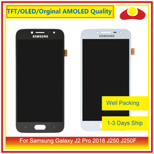 """ORIGINAL 5.0"""" For Samsung Galaxy J2 Pro 2018 J250 J250F LCD Display With Touch Screen Digitizer Panel Pantalla Complete J250"""