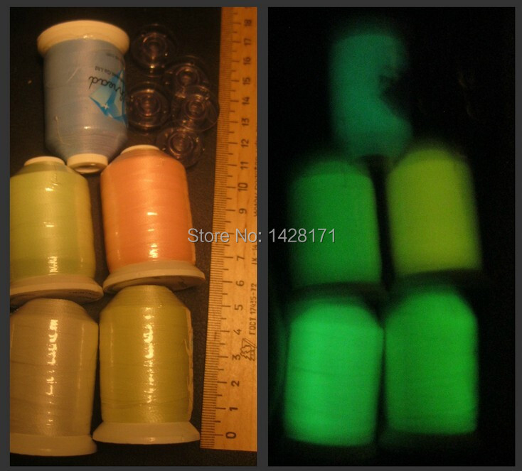 Buy Glow In The Dark Embroidery Thread And Get Free Shipping On