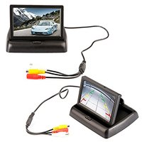4 3 Inch TFT Color LCD Car Reverse Rear View Security Car Monitor For Camera DVD