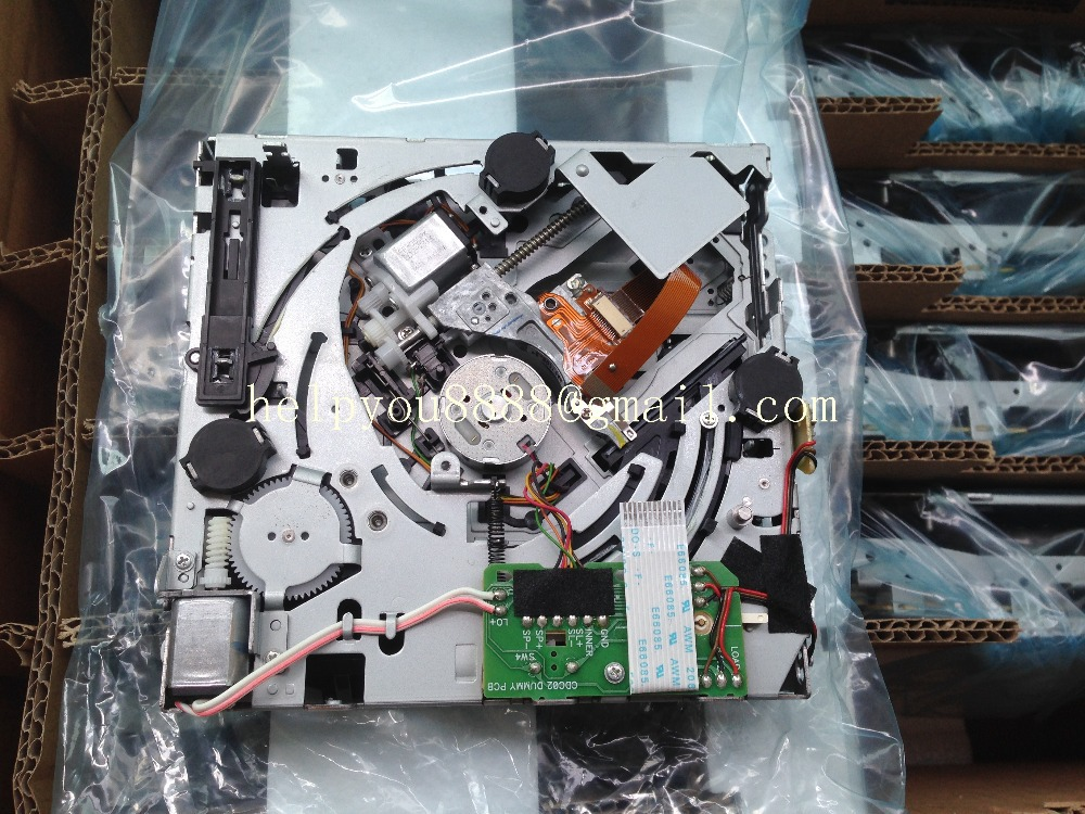 100% brand new VDO CDC-02 LC single CD mechanism OPT-725 without PCB for car radio tuner