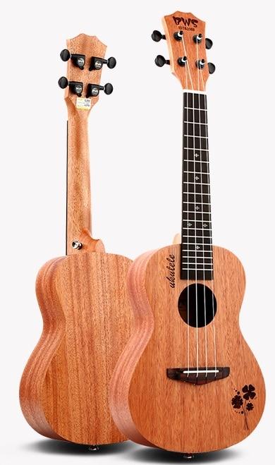23inch Ukulele Concert Acoustic Ukelele 4 strings Musical Instruments Professional Children 18 Frets Small Guitar Hawaii B-05