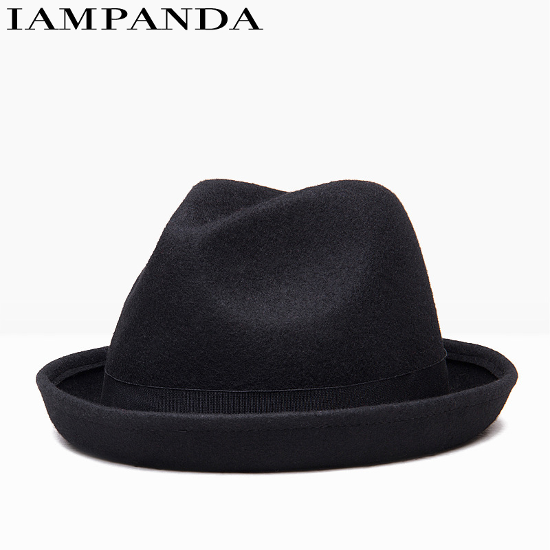 2017 New Direct Selling 6 Autumn And Winter Wool Hats Ma'am Sir Hat England Restore Ancient Ways Formal Korean Male Cap Tide winter hat direct selling man and woman 2017 new fashion warm wool knitted hat korean style winter skullies