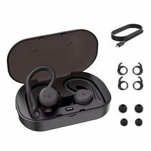 YEINDBOO TWS Wireless Bluetooth Earphones 5.0 True Wireless Earbuds Headset Stereo Bluetooth Earphone For iphones Xiaomi Samsung