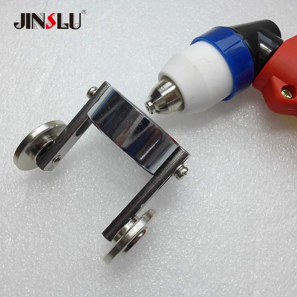 P-80 P80 Roller Guide Wheel Plasma Torch Pilot Arc For Plasma Torch Consumables