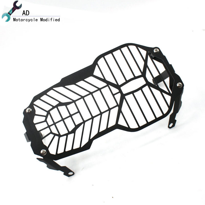 Moto Lense R1200GS Headlight Guard Protector Grille R 1200GS Cover Clear For BMW R 1200 GS 2016 2015 2014 2013 2012 ADV Parts hot motorcycle headlight head light grill guard cover protector for bmw r1200gs adventure 2013 2014 2015 2016 r 1200gs 1200 gs