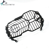 Moto Lense R1200GS Headlight Guard Protector Grille R 1200GS Cover Clear For BMW R 1200 GS