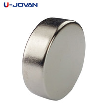 U-JOVAN Powerful Super Strong Permanent Magnet 30 x 10 mm N35 Small Round Rare Earth Neo Neodymium Magnet(China)