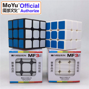 Image 5 - MOYU 3x3x3 Magic Cubes Professional Fast Speed Rotating Cubos Magicos 3 by 3 Speed Cube Classic Kids Toys for Children MF3SET
