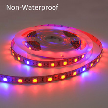 Plant LED Grow Lights SMD5050 LED Strip Plant Light Red Blue 3:1 4:1 5:1 Grow LED for Greenhouse Hydroponic Plant Light