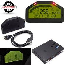 Автомобильный Даш гоночный дисплей OBD2 приборная панель ЖК-экран цифровой манометр Kitt, тип DO903 DO908 Многофункциональный датчик Комплект Универсальный