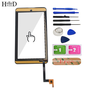 "Image 4 - 7,0 ""Touch Screen Glas Für Alcatel One Touch Pop 7 P310 P310A P310X Touchscreen Digitizer Vorderen Touchscreen Glas panel Sensor"