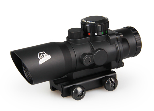 PPT Tactical 4x32 Hunting Rifle Scope For Shooting HS1-0236