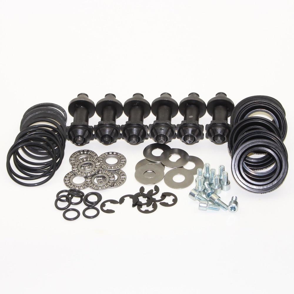 6pcs 12Torx Hand Brake Servo Motor Caliper Connection Screw Repair components For TIGUAN SHARAN PASSAT CC B6 B7 A4 A5 32326315