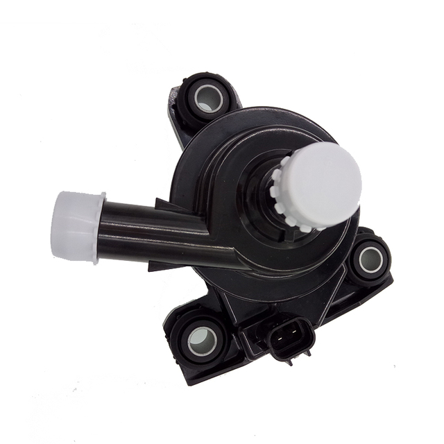 04000-32528/G9020-47031 Black 9 Inverter Belt Drive Water Pump 2Pins Front Rear Left Right Fit For Toyota Prius 2004-2009