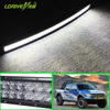 Car Styling 5D Curved LED Light Bar 42 400W Combo Beam LED Bar Offroad 4x4 4WD