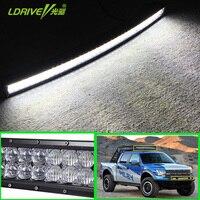 5D Kavisli LED Işık Bar 42