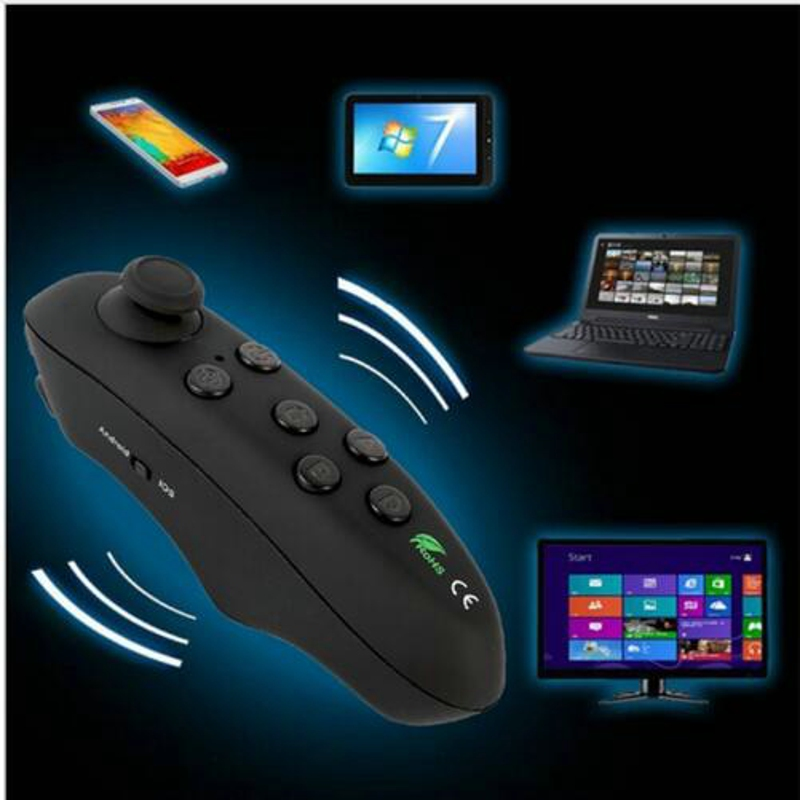 HYT Bluetooth Gamepad iOS Android Gamepad VR Controller Joystick Selfie Shutter Remote Control for Phone PC TV box Smart TV майка классическая printio slash guns n roses