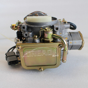 Image 5 - Nuovo Carburatore Carb Assy Per Nissan 720 pickup 2.4L Z24 Motore 1983 1986 OE #16010 21G61 16010 21G60