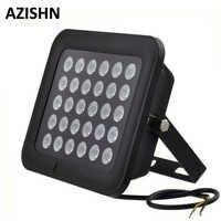 CCTV LED 30 pcs IR Illuminatore Ad Infrarossi di visione notturna 850nm IP65 metallo Impermeabile CCTV Luce di Riempimento Per CCTV telecamera di sorveglianza