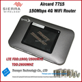 Original Unlock 150Mbps Sierra Wireless Aircard 771S LTE 4G Mobile Hotspot Support LTE FDD 1900/2500MHz And TDD 2600MHz