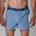 Shelikeit clothes Simple Pattern Cotton Men Underwear Grids men's panties underwear trunk brand shorts man boxer men