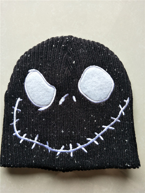Online Shop The Night Before Christmas Jack Skellington Skull