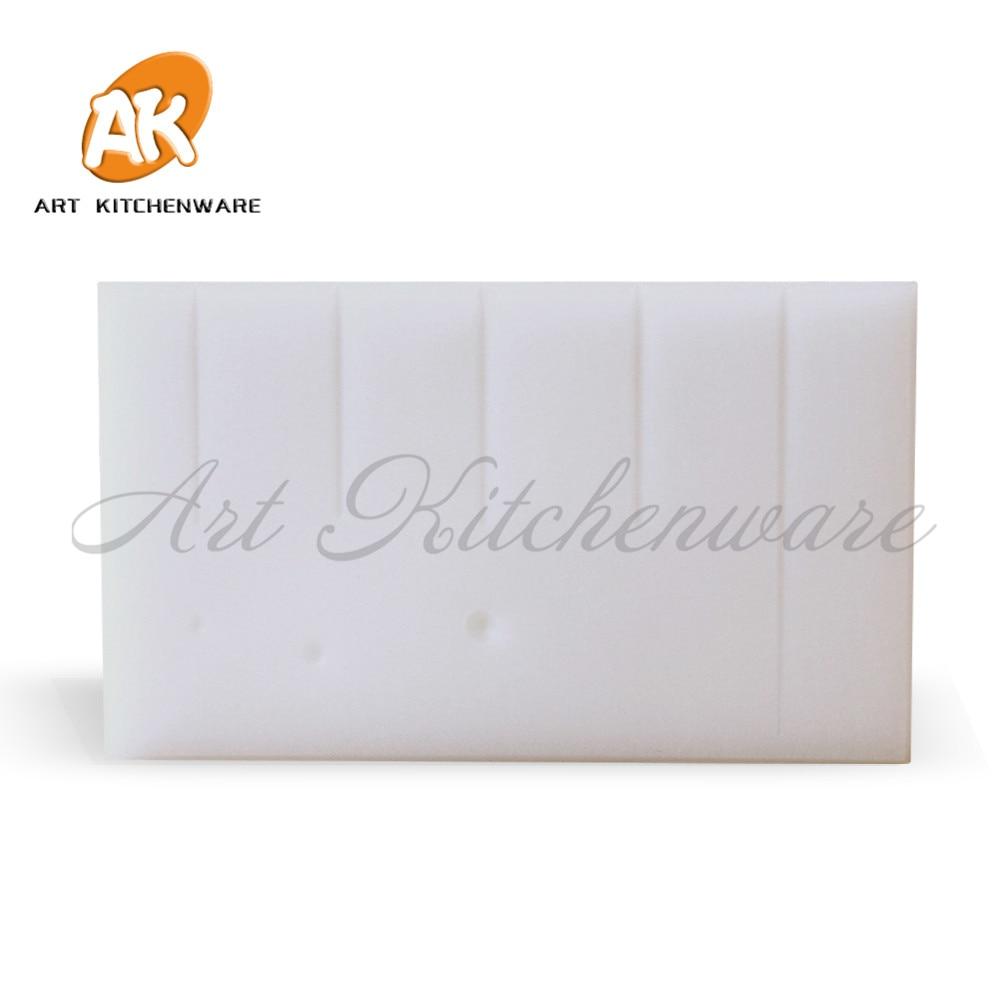 20 * 12 cm gegroefd cake board non-stick petal & blad veining board - Keuken, eetkamer en bar