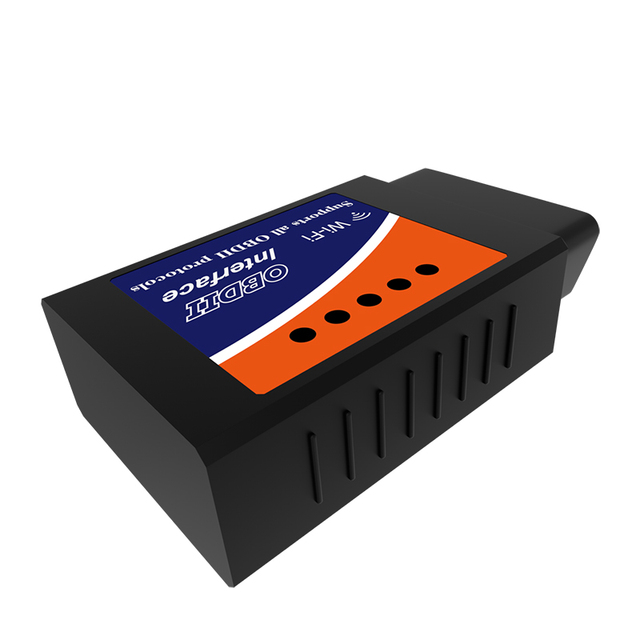 OBD2 Mini ELM 327 V2.1 V1.5 WIFI OBD 2 ELM327 Auto Scanner car Diagnostic Tool Bluetooth code reader support IOS Android Symbian