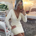 Lindo Curto o Laço Branco Vestido de Baile 2015 Vestido De Festa Preço Barato Novas Mulheres Vestidos de Festa Transporte Rápido