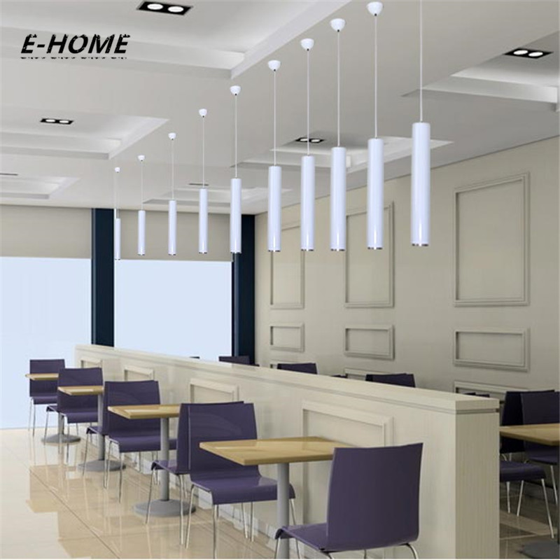 EHOME modern Pendant Lamp Lights for Kitchen Dining Room Shop Bar Counter Decoration Pendant Lights 110v 220v