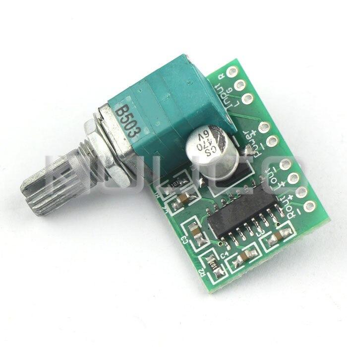 Mini Digital Amplifier Board Pam8403 5v 3w3w Dualchannel Audio Power Amplifier Stereo Amplifier Support Usb Power Supply kopen