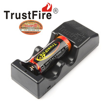 TrustFire TR-005 Li-ion Battery Charger+1pcs Colorful 3.7V 5000mAh 26650 Rechargeable Protected Lithium