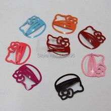 2d00682eb 60PCS Hello Kitty hair clips headwear bobby pin hairpins ornaments children