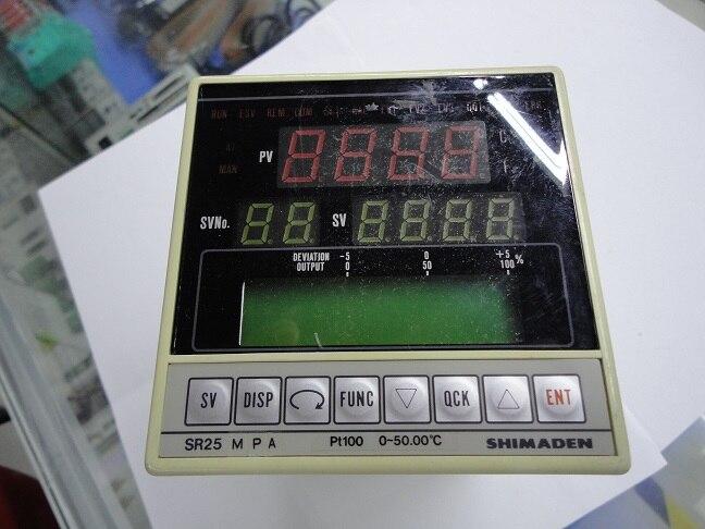 L'île japonaise Simanton SR25 commutateur de thermostat intelligent SR25-2P-N-10699609 régulateur d'intelligence artificielle