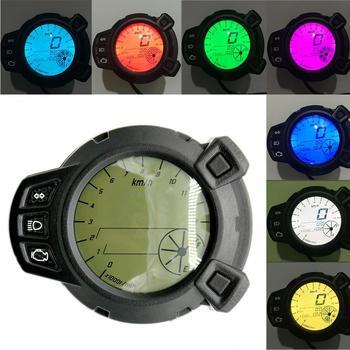 أدوات كريستال سائل بسبعة ألوان مجددة للدراجات النارية متينة 12 فولت من طراز BWS 125