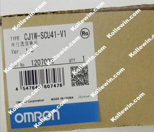 CJ1W-SCU41-V1 OMRON PLC MODULE CJ1W SCU41-V1,1PC Used for Communication Unit CJ1W-SCU41-V1 Tested , CJ1WSCU41V1. dhl ems omron remote communication module drt2 ros16 good in condition for industry use a1