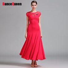 Haute Qualité Moderne Robe De Danse Pour Les Dames Vert Rouge Jaune  Flamenco Profession Femmes Tango bd926ba23639