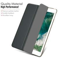 pu leather Smart Magnetic Case For New iPad Pro 11 2018 A1979 A1980 A1934 Ultra Slim Shockproof PU Leather Stand Cover For iPad Pro 11 Case (2)