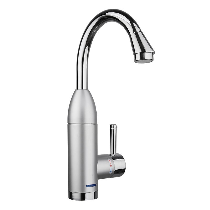 цены  240V Home Kitchen Instant Electric Faucet Tap Heater Quick Hot/Cold Water Faucet Bathroom Basin Mixer Tap Water Heater AU Plug